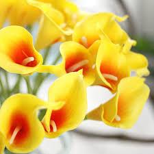 Calla Lily Home Decor by Popular Mini Calla Lily Buy Cheap Mini Calla Lily Lots From China