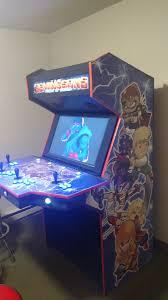how to make an arcade cabinet homemade arcade machine album on imgur
