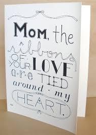 birthday card ideas for mom creative birthday card ideas for mom my web value