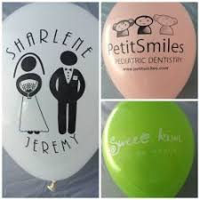 personalized balloons custom balloons personalized balloons balloonprinting