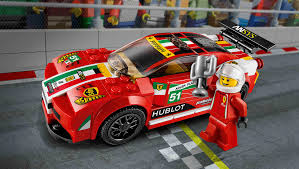 how fast is a 458 italia lego speed chions 75908 gt2