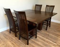 cheap dining room tables and chairs vintage furniture etsy