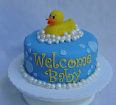 rubber ducky baby shower cake duck baby shower cake cakecentral