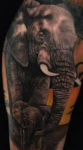elephant tattoos archives inkstylemag