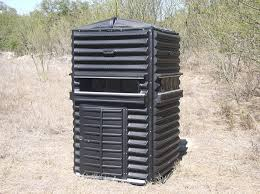 Ground Blinds For Deer Hunting Ground Blinds One Man The Blynd Hunting Blinds San Antonio Tx