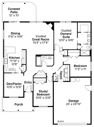 ranch style house plan 3 beds 2 00 baths 1811 sq ft plan 124 939