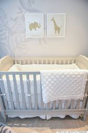 Madison Pottery Barn Crib Here U0027s A Look At The Nursery For Stephen Curry U0027s Baby To Be Huffpost