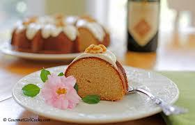 gourmet cooks sherry bundt cake low carb sugar free