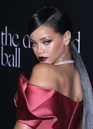 hair trend fir 2015 celebrity hairstyles rihanna granny hair trends color 2015