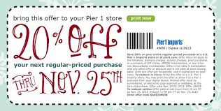 pier one imports black friday http pieronecoupons com pier one coupons 20 off your next