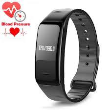 bracelet heart monitor images Blood pressure bracelet oxygen fitness tracker ip67 jpg