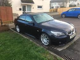 bmw e60 530d 2008 lci m sport in banbridge county down gumtree