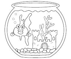 99 ideas aquarium coloring page on gerardduchemann com