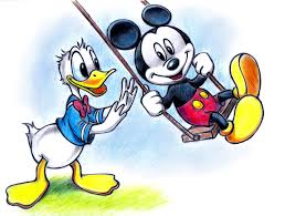 mickey mouse donald duck zdrer456 deviantart
