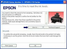 printer epson l210 minta reset reset ink level epson l110 software
