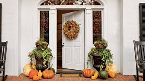Fall Decorating Ideas For Front Porch - best inexpensive front porch fall decorating ideas with outside