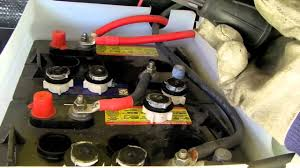 how to maintain u0026 equalize rv batteries youtube