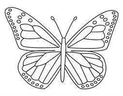 coloring page butterfly monarch butterfly color pages butterfly monarch butterfly color pages