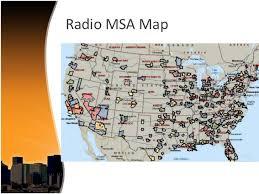 msa map media considerations