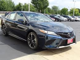 new 2018 toyota camry xse 4d sedan in naperville c30648 toyota