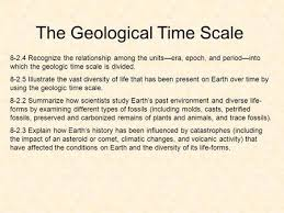 the geological time scale ppt download
