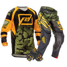 Camo Motocross Gear Mx Combo Craftive Apparels