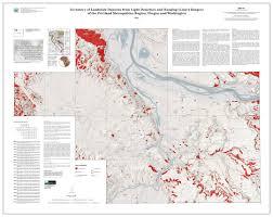 Map Of Portland Metro Area by Portland Landslide Index Karto Pics