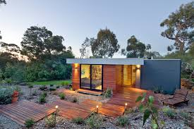 Affordable Small Homes Mutable Crossbox A Cantilevered Modular House Cg Architectes Small