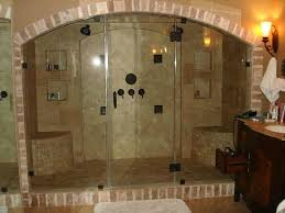 the big 2 person shower in the heavenly suite picture of