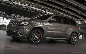 Jeep Grand Cherokee Srt Interior Jeep Grand Cherokee Srt Car Pictures Images U2013 Gaddidekho Com