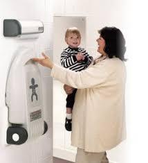 wickeltisch design wickeltisch kompakt mit gasdruckfederung im kunststoff design