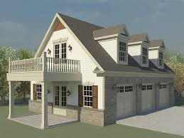Carriage House Plans Detached Garage Plans by Best 25 3 Car Garage Ideas On Pinterest 3 Car Garage Plans
