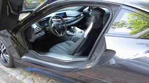 Bmw I8 Doors Open - bmw i8 how to open fuel lid youtube