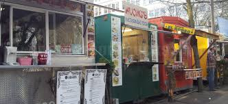 Portland Food Carts Map by Home Oregon Food Trucks