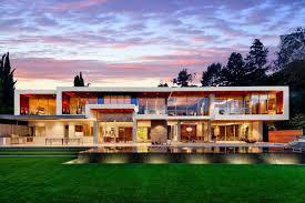 modern hillside homes in california home modern