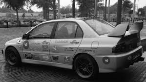 mitsubishi car white free images sports car bumper race car sedan land vehicle