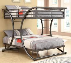 build metal futon bunk bed modern wall sconces and bed ideas