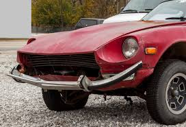 1974 nissan 260z bumper
