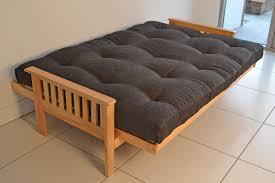 Futon Bed With Mattress Futon Youtube