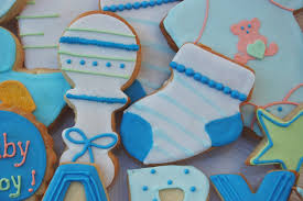 photo wilton baby shower cookie cutter image