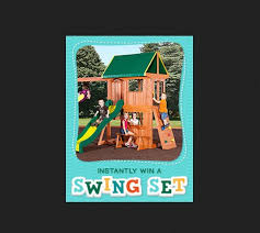 Best Backyard Swing Sets by Best Backyard Swing Set Sweepstakes