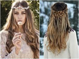 hairstyles for cute bohemian hairstyles new bohemian hairstyles for long hair