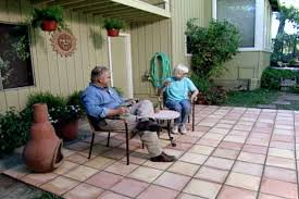 How To Make Patio Perfect Decoration Backyard Tile Ideas How To Make A Tile Patio