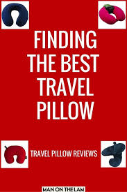 New Jersey best travel pillow images Best travel pillow reviews 2017 memory foam inflatable neck support jpg