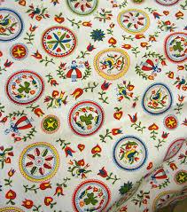 fabric friday tablecloths freda u0027s hive