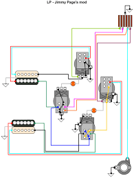 hermetico guitar wiring diagram jimmy page s mod and for
