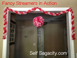 how to make fancy paper streamer garland thursday two questions