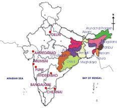 India Map With States by East India Map U2013 World Map Weltkarte Peta Dunia Mapa Del Mundo