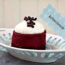 red velvet cheesecake900 magnolia bakery