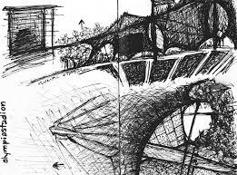 olympic stadium sketch munich germany megan ward